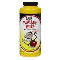 Anti Monkey Butt Powder- best stuff ever!!!!!