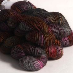 Hedgehog Fibres is an Irish hand dyed yarn and fibre studio located in Cork, Ireland. Filet Crochet, Knit Crochet, Hedgehog Fibres, Yarn Inspiration, Yarn Bombing, Lace Making, Crochet For Beginners, Hand Dyed Yarn, Chain Stitch