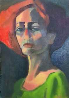 Sunday by Ani Ram Is in the ArtisTTable's Portrait Exhibition - Eye•Eye•Nose•Mouth