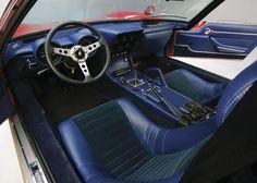Lamborghini Miura: the first American SV