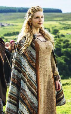 "Lagherta, ""Vikings"" published by Blixtnatt (Season 3)"