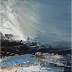 Coast Light, Erin Ward. English Painter.