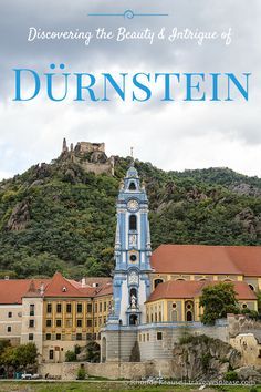 travelyesplease.com | Discovering the Beauty & Intrigue of Durnstein (Blog Post) | Durnstein, Austria