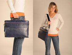 Rebecca Minkoff Ibiza MAB Laptop Bag: Oh, Behave