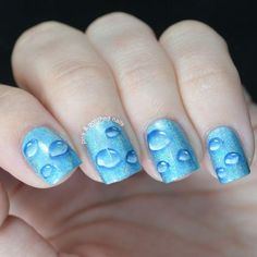 Water Nail Designs Gallery water nail art best nail art water drops ever from pink amp Water Nail Designs. Here is Water Nail Designs Gallery for you. Fabulous Nails, Gorgeous Nails, Pretty Nails, Amazing Nails, Get Nails, Hair And Nails, Water Nail Art, Nails 2014, Nagellack Trends