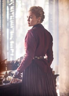 Hannah New in 'Black Sails' (2014).