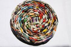 recyklingowe podkładki pod kubek