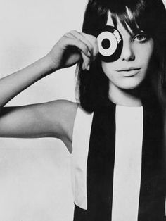 Jane Birkin by David Bailey #vogueuk #almostvintage