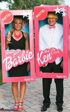 10 Halloween Costumes Perfect For Fun-Loving Middle-Aged Couples