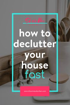 The need to declutter your home quickly might leave you feeling overwhelmed. Simplify the decluttering process with these tips and ideas to organize important areas of your home fast. You can do this in a few hours or in a weekend! Game Organization, Refrigerator Organization, Entryway Organization, Organized Entryway, Organized Kitchen, Organizing, Cleaning Checklist, Cleaning Hacks, Entry Closet