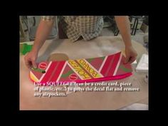 How to make a DIY MARTY Back to the Future Hoverboard Prop Replica!! - YouTube