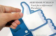 28 de Outubro - Dia do Servidor Público ~ JamilCrediNegócios