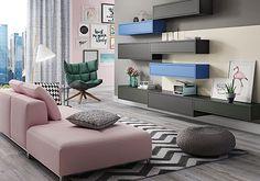 As tendências do morar, levantadas pela fabricante de painéis Eucatex, revelam quatro grupos de consumidores: Grafite Game, HiChic, Povos do Sol e Ritmos