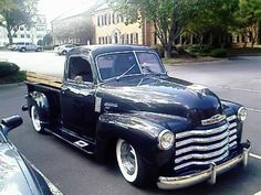 1950 Chevrolet 3100...Daddy had a '49. I loved it...so cool, he let me drive it....don't tell my sister LOL