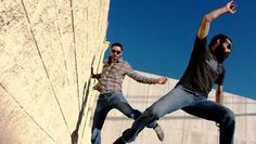 Capital Cities: Parkour Style