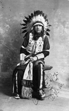 Oscar Dog - Oglala - 1909