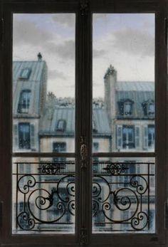 Parisian view...