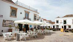 Restaurante Tertúlia Algarvia, situado en el centro histórico de Faro © Flaminia Pelazzi