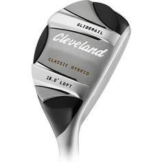 Cleveland Golf Classic Hybrid Cleveland Golf Clubs, Cleveland Indians Baseball, Golf Stores, Golf Shop, Wilson Golf Clubs, Callaway Irons, Golf Handicap, Golf Club Head Covers, Golf Putters