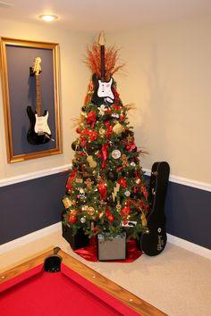 Rock Music  Heavy Metal Christmas Ornaments  Decorations  Rock
