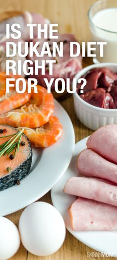Ever heard of the Dukan diet?  Get the skinny on the new diet everyone's talking about.