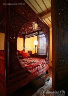 Examples Of Classical Chinese Bedroom Design 2015