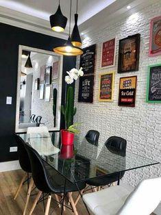 The Best 2019 Interior Design Trends - Interior Design Ideas Home Living Room, Interior Design Living Room, Living Room Decor, Interior Decorating, Bedroom Decor, Coffee Bar Home, Dream Decor, House Rooms, Home Design