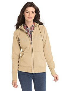 Carhartt Womens Clarksburg Zip Front Sweatshirt 100704 >>> You can get additional details at the image link.
