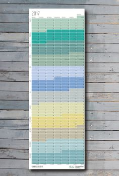 This new Calendar Design is really unusual and gives you a very nice overview of…