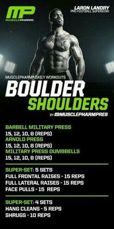 Yep that's my workout. Lol