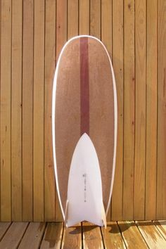 Prancha de surf em cortiça