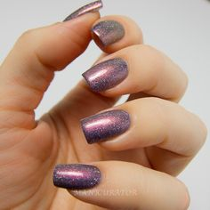 Dandy Nails Bathed in Light