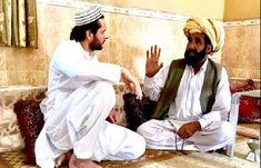 شاہد افریدی کی نقیب اللہ کے والد سے ملاقات