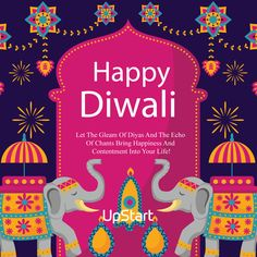 Flat design of diwali background Free Vector Diwali Greeting Cards, Diwali Greetings, Diwali Cards, Greeting Card Template, Card Templates, Diwali Goddess, Happy Diwali Images Hd, Feliz Diwali, Diwali Crackers