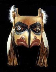 Haida Eagle Mask