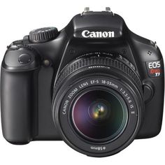 Canon EOS Rebel A High End for DSLR Beginners. I had been so surprised how light may be the Canon EOS Rebel (compared to or using its megapixel the CMOS sensor captures. Canon Dslr, Canon Ef, Canon Eos 1100d, Canon 1200d, Canon Eos Rebel, Best Dslr, Best Camera, Products, Dslr Cameras