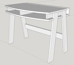 Fabrication d'un duo de tables modulables | Les pas-à-pas ... on