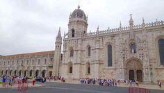 Lissabon Tipps: Mosteiro dos Jerónimos (Hieronymuskloster)