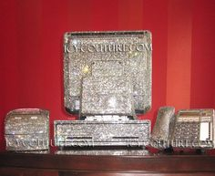 Bling cash register!