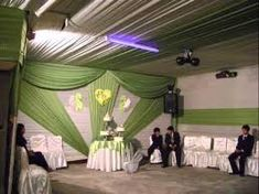 Make Your Video Clips Ideas Decoracion Salon, Event Planning, Wedding Planning, Wedding Stage Backdrop, Video Clips, Backdrops For Parties, Flower Bouquet Wedding, Fabric Decor, Traditional Wedding