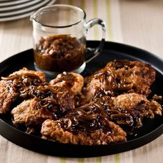 """Oven-Fried Chicken Breasts 