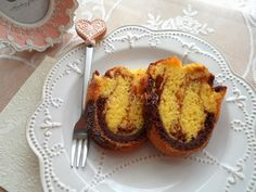 by azra: Dünyanın en güzel portakallı-çikolatalı keki...