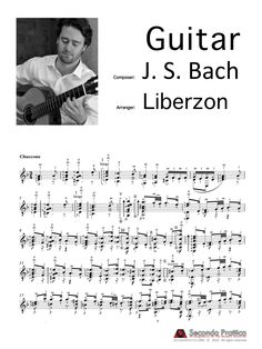 Violin Partita No. 2 in D minor - 5 Chaconne by Bach/Liberzon D Minor, My Goals, 2 In, Musicals, Sheet Music, The Originals, Violin, Music Sheets, Musical Theatre