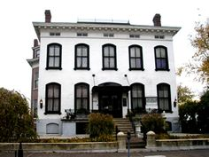 Said to be one of the ten most haunted places in America, the Lemp Mansion in St. Louis, Missouri, continues to play host to the tragic Lemp family. Over the years, the mansion was transformed from the stately home of millionaires, to office space, decaying into a run-down boarding house, and finally restored to its current state as a fine dinner theatre, restaurant and bed and breakfast.