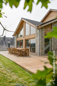 A cosy chalet is always a good solution to spend perfect holidays in the Ardennes.