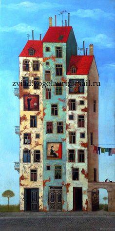 ~ by Zviad Gogolauri (b1969, Rustavi, Georgia)