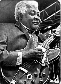 "Louis ""Mr Bo"" Collons whose guitar sound bore a strong resemblance to that of BB King was a fixture on the Detroit blues scene since he moved there in 1950 at the age of 18. He recorded with such Detroit labels as Blues Boys, Big D, and Gold Top. He won the Detroit Blues Society Lifetime Achievement Award in 1996, and died not long thereafter. Little Mac, who played both guitar and bass and made a memorable appearance at the 1973 Ann Arbor Blues and Jazz Festival...."