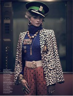 diktat mode: moa aberg by mason poole for jalouse december 2012 | visual optimism; fashion editorials, shows, campaigns & more!