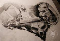 Egypt by AndreySkull Mehr