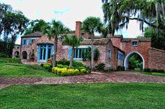 Casa Feliz - Winter Park, FL :: 1920's Great Gatsby wedding venue - central florida wedding venue